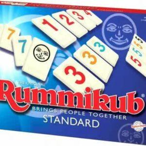 Rummikub – fantastyczna gra towarzyska dla całej rodziny